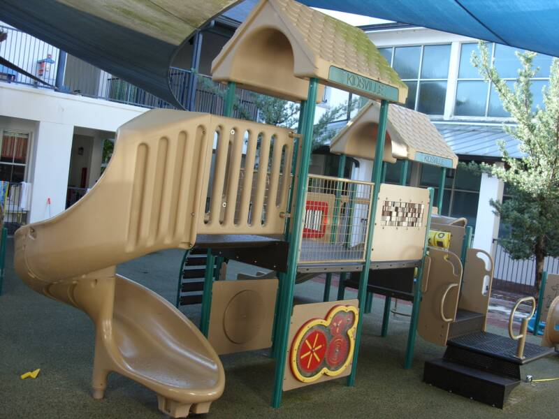 Composite Playground Equipment